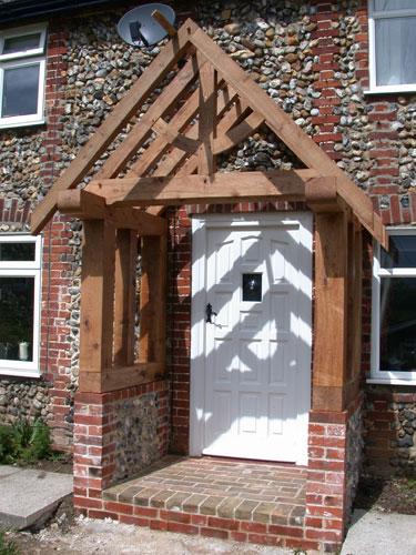 Traditional Oak Carpentry